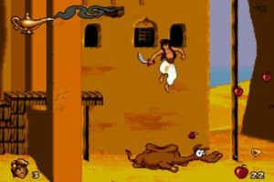Best Sega Mega Drive Games Aladdin