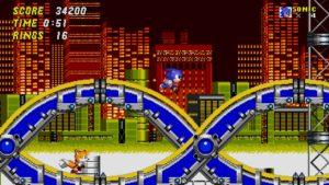 Best Sega Mega Drive Games Sonic-II