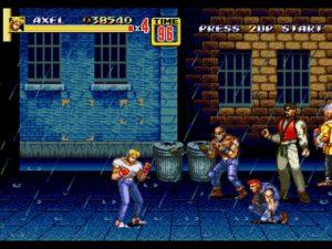 Best Sega Mega Drive Games Streets-of-Rage-II