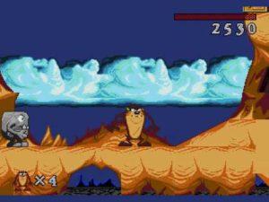 Best Sega Mega Drive Games Taz-Mania