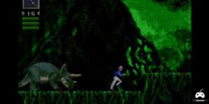 Best Sega Mega Drive Games jurassic_park