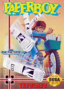 Best Sega Mega Drive Games paperboy-usa-europe