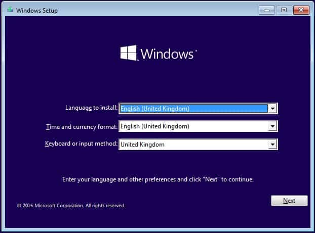 How To Perform a Clean Install of Windows 10  (1)