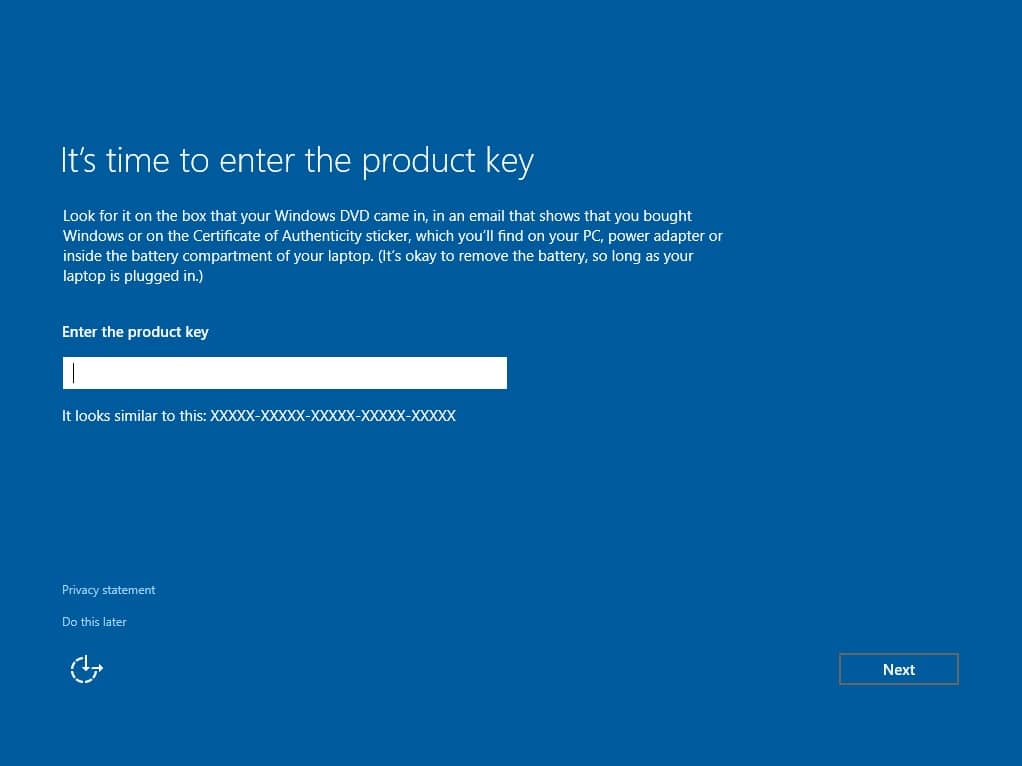 How To Perform a Clean Install of Windows 10  (11)