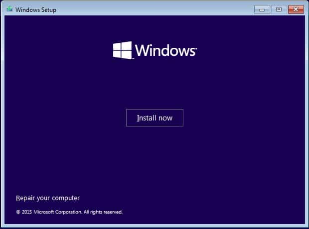 How To Perform a Clean Install of Windows 10  (2)