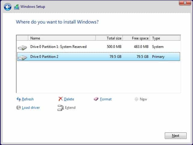 How To Perform a Clean Install of Windows 10  (9)