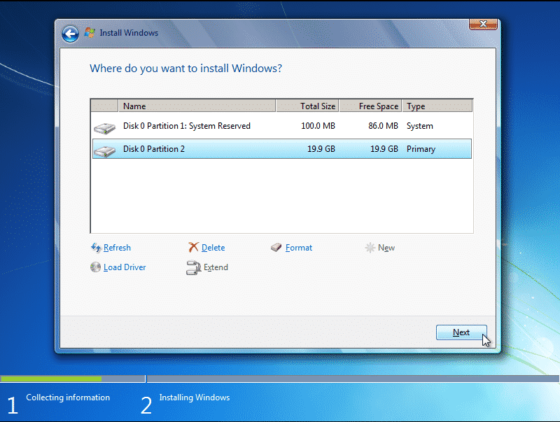 How to Install a Fresh Copy of Windows 7 (11)
