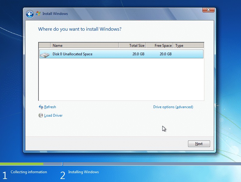 How to Install a Fresh Copy of Windows 7 (7)