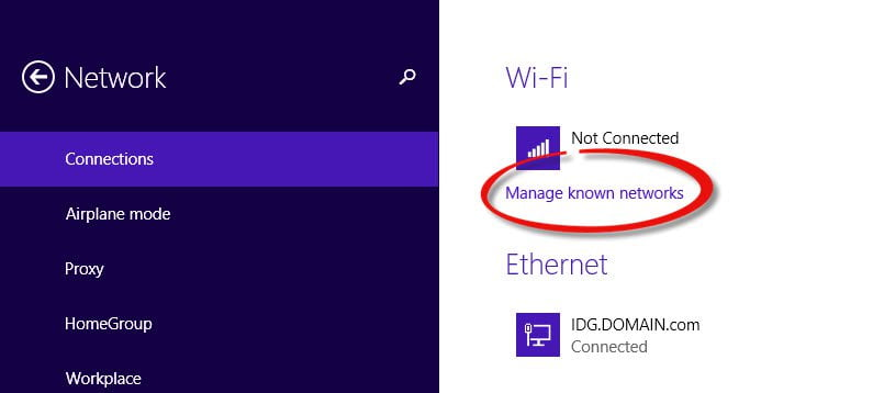 How To Forget A Network On Windows 10 1