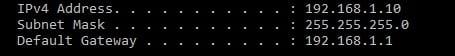 IP-Address-IP-Config