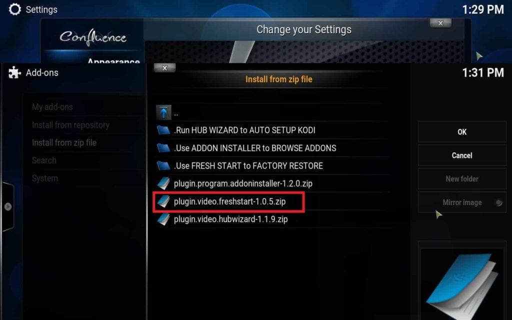 Install Fusion on Kodi (14)