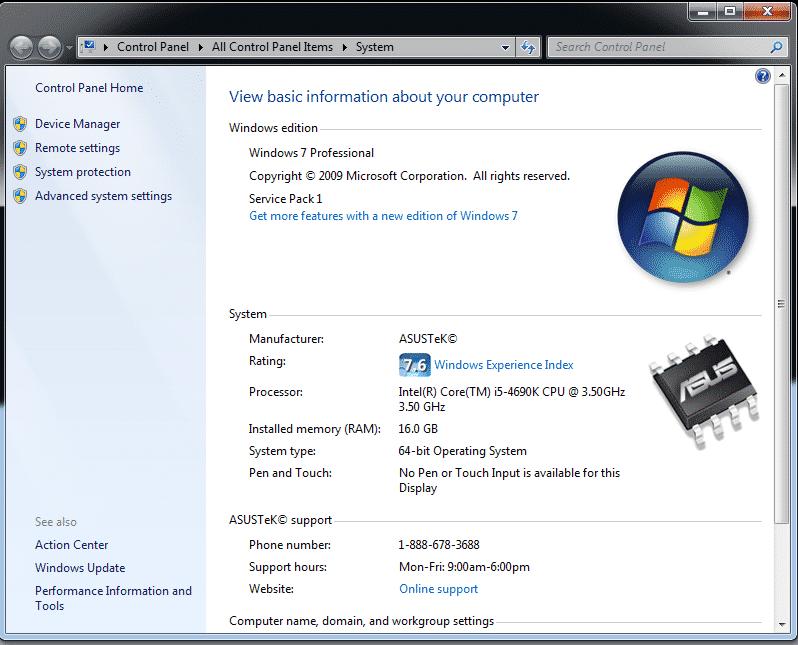 Optimize Windows 7 Advanced-system-settings-1