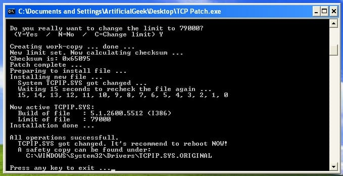 TCP-Patch-for-Windows-XP-3