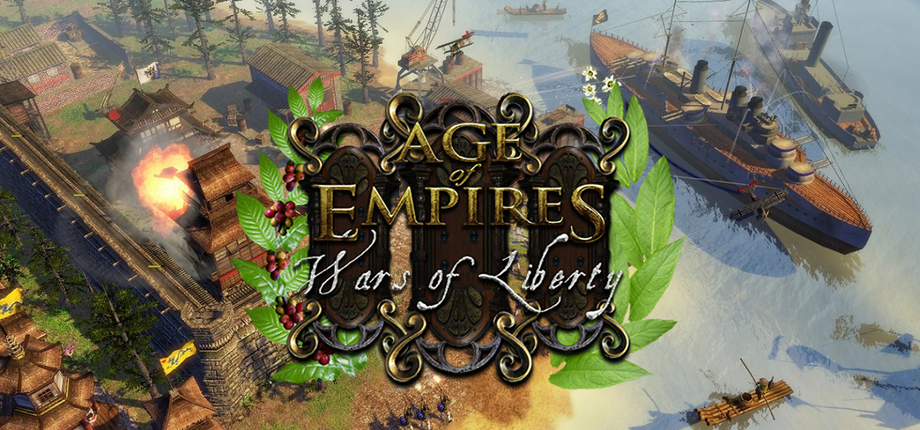 Age of Empires Wars of Liberty Feature Image