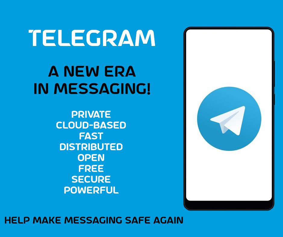 Telegram Artificial Geek Post Feature Image Lee Copp