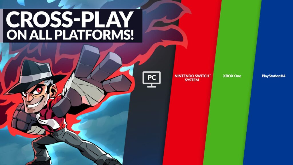 Cross-Play Games To Play Across PS4, Xbox One, PC and Nintendo Switch