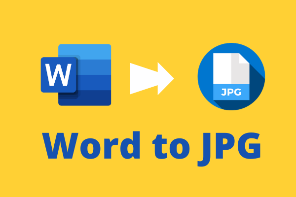 Convert Word Documents Into Images (jpg, png, gif, tiff)
