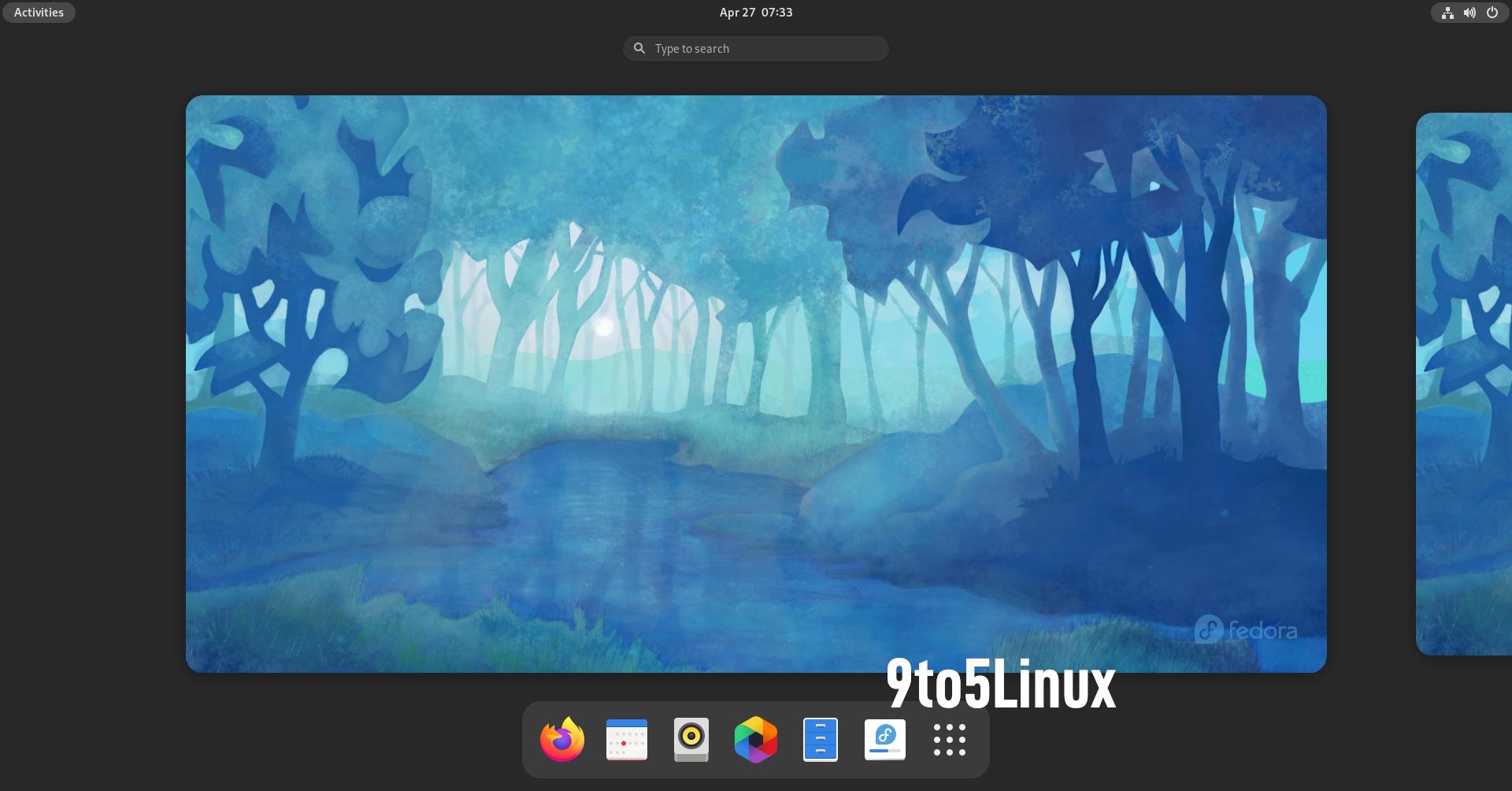 Fedora Linux 34